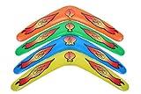 Boomerang Boomerang 4 Stück ca. 30 cm Giocattolo per esterni