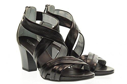 donna Nero scarpe P717590D NERO 100 GIARDINI sandali v8ggBq