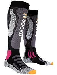 X-Socks Women Ski Touring Silver Socks
