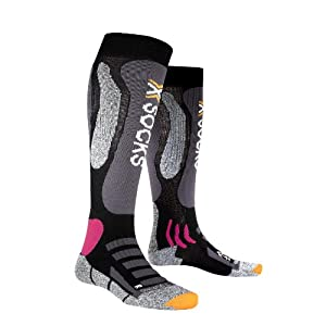 X-Socks Funktionssocken Ski Touring Silver Lady
