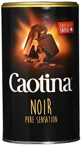 Caotina Caotina Noir Kakao mit echter Schweizer Schokolade 500 g
