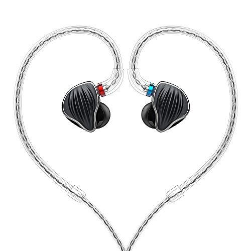 FiiO FA1 In-Ear-Monitor, balanciert, Rot/Blau