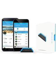 WOO 2.0 Tracking Sensor Höhenmesser Sprungsensor Wakeboard Kiteboard