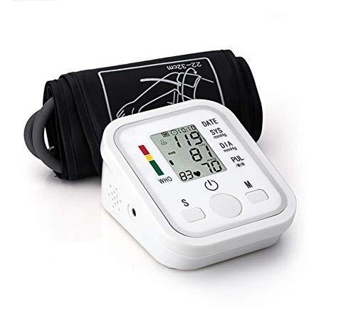 ZJDU Blutdruckmessgerät Oberarm - Vollautomatische Blutdruckmessgerät Große Manschette - Digitaler Bp-Monitor Für Erwachsene, Schwangerschaft - Blutdruck-kit Für Den Heimgebrauch -