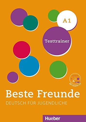 BESTE FREUNDE A1 Testtrainer + CD-Audio (BFREUNDE)