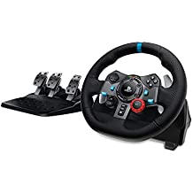 Logitech G29 Driving Force - Volante de Carreras (Apto para PS4, PS3 y PC)  - (Reacondicionado)