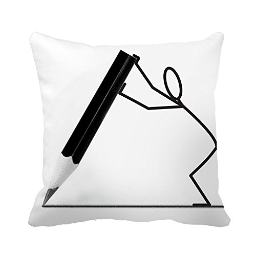 yinggouen-peopel-with-a-big-pen-decorate-for-a-sofa-pillow-cover-cushion-45-x-45cm