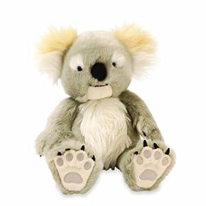 Manhattan Toy 142620 Wildlife Collection - Peluche de Koala Kimble bebé (16,5 x 3,8 x 29,2 cm)
