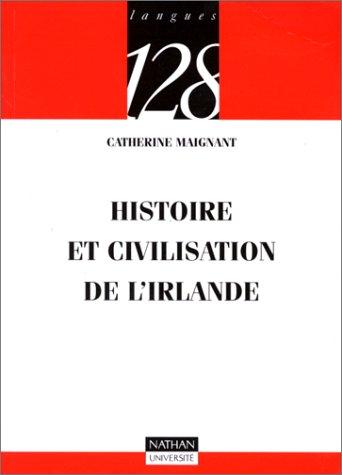 Histoire et civilisation de l'Irlande