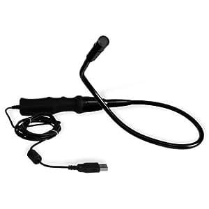 Snake Scope - USB Powered Flexible Camera with LED Light