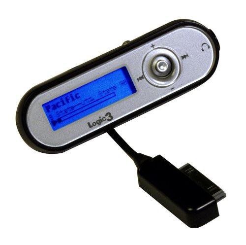 Logic3 LCD Inline Fernbedienung für Apple iPod Nano 1G und 2G und iPod 4G und 5G schwarz (Ipod Nano Control)