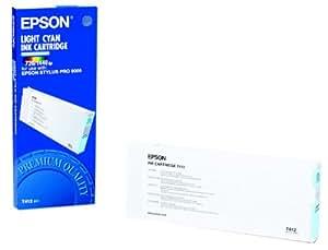 Epson T4120 - Cartouche d'encre d'origine - Cyan clair - C13T412011