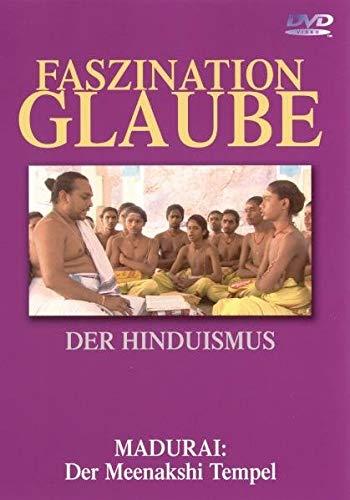 Faszination Glaube, DVD-Videos : Der Hinduismus, Madurai: Meenakshi Tempel, 1 DVD
