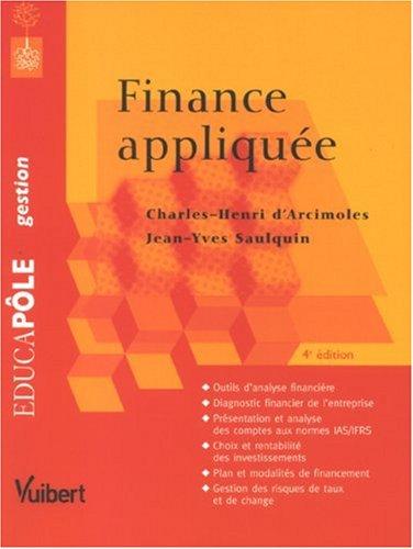 Finance appliquée