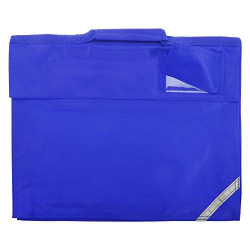 Quadra - Cartella Portadocumenti Blu reale acceso