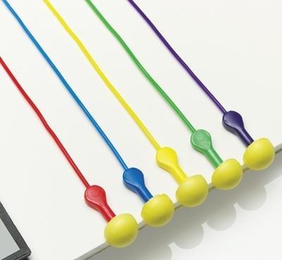Preisvergleich Produktbild Aearo E-a-r Express Pod Plugs W / Grips And Cord Multicolor - Model 311-1115 - Box of 100 by 3M