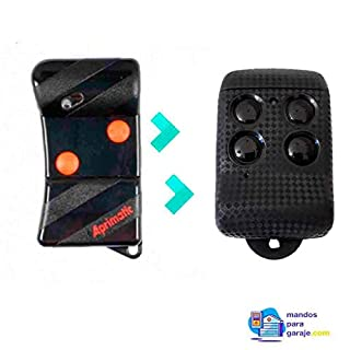 Garage Remote Control HR AQ2640F4 Compatible with APRIMATIC TG2M 30.900MHz