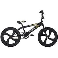 KS Cycling Fahrrad BMX Freestyle Daemon, Schwarz, 20, 524B