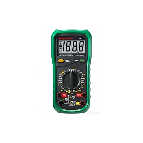 MASTECH i-cs-my64 - Digital Multimeter mit LCD my74ce10 -