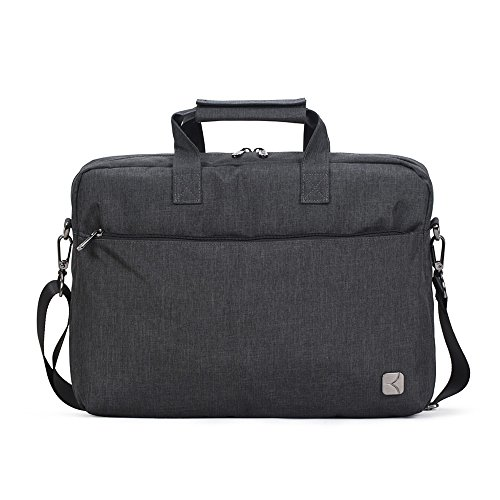 Caison Wasserdicht Laptop Tragen Handtasche Computer Schulter Messenger Kreuzkörper Tasche Bag fuer 15