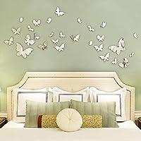 specchio camera da letto - Sticker da muro / Decorazioni murali