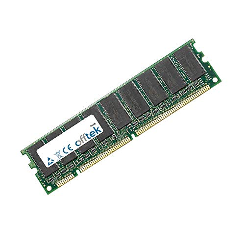 512MB RAM Memory 168 Pin Dimm - SDRAM - PC100 (100Mhz) - 3.3V - Unbuffered ECC - OFFTEK -