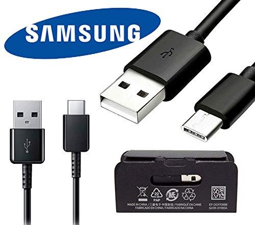 INSPIRETECH EP-DG970BBE - Cavo di Ricarica USB per Samsung Galaxy S10/S10 Plus/S10e, Tipo C, Colore: Nero