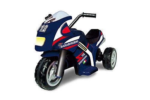 Mac Due Junior 501517 - Moto 3 Ruote Carabinieri