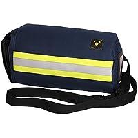 tee-uu RESPI LIGHT Atemschutzmasken-Tasche 25 x Ø 14 cm Blau preisvergleich bei billige-tabletten.eu