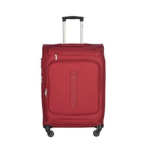 Delsey Manitoba luggage Trolley Esp 4R 68 red