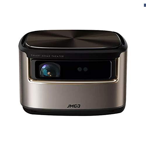JSX 1500 ANSI Wireless DLP-Projektor für Heimvideokino, 1080P 4K-Projektor mit Android-Unterstützung 3D-Video für Home Entertainment (4k-dlp-projektor)