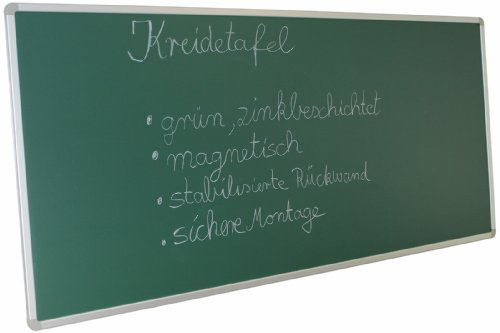 Kreidetafel Schultafel 240cm x 100cm Wandtafel Kreide Tafel magnetisch