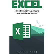 Excel: From Beginner To Expert: A Beginners Guide To Learning The Fundamentals Of Excel Plus Tricks And Shortcuts! (English Edition)