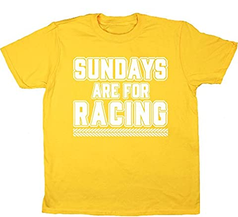 HippoWarehouse - T-shirt - Fille 6 ans - jaune - 13 ans