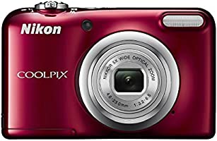 Nikon Coolpix A10 Appareil photo Compact 16 Mpix Rouge