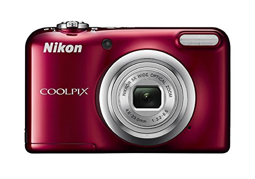 nikon-coolpix-a10-camera-red