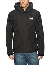 Helly Hansen Seven - Chaqueta para hombre colorcolor negro Talla:largo