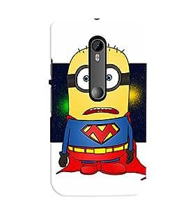 TOUCHNER (TN) Super Minion Back Case Cover for Motorola Moto G3::Motorola Moto G (3rd Gen)