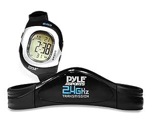 Pyle Cardiofréquencemètre et ceinture pectorale