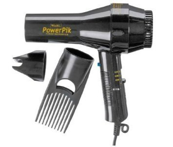 Wahl Powerpik 1250W Hair Dryer with Removable filter for easy cleaning. from Wahl
