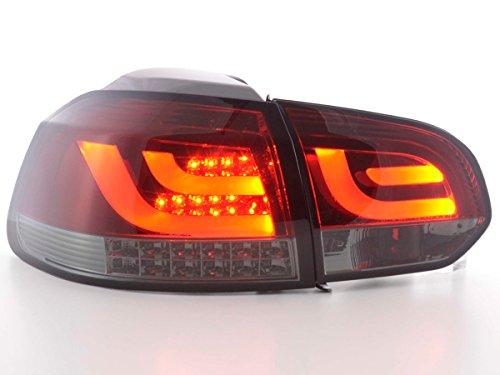 Akhan AT73150 feux arrière Led Convient pour Golf 6 type 1K 08-12 avec Led Blinker