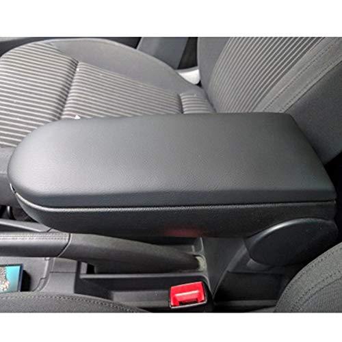 Epringey Cubierta del reposabrazos de la Consola Central del automóvil, para VW Golf 4 MK4 Jetta Bora Beetle, para Volkswagen Polo 6R Passat B5, para Accesorios VW