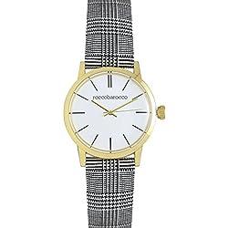 ROCCOBAROCCO Armbanduhr Classy Herren rb0048