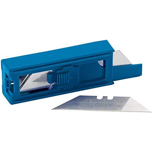 Draper 43388 deux lames de couteau à araser encoche, distributeur de 10