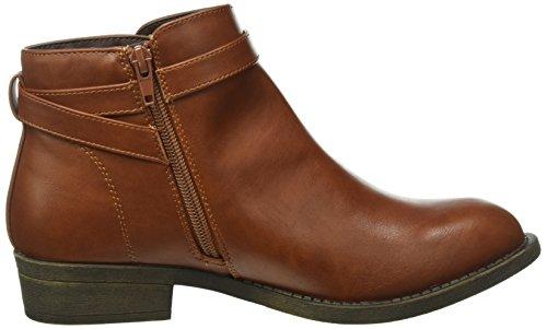 Damen Braun Of Pair Another Avae1 Shoes cognac1606 Stiefel Kurzschaft wH1nx