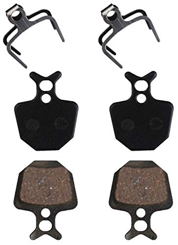 2 paia di pastiglie dei freni per Mountain Bike per FORMULA ORO K18 ORO K24 ORO PURO.FOR Twins / DA7 / DA6 / ATX710 Gigante DA6 / DA8 Pastiglie dei freni Pastiglie dei dischi Bicicletta F