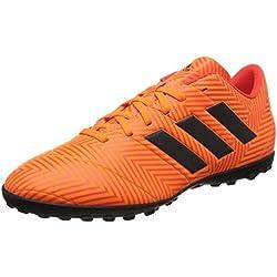 Adidas Nemeziz Tango 18.4, Zapatos de Futsal para Hombre, Multicolor (Zest/Cblack/Solred Da9624), 45 1/3 EU