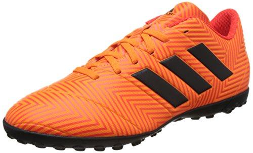 adidas Herren NEMEZIZ Tango 18.4 TF DA9624 Futsalschuhe, Mehrfarbig (Zest/Cblack/Solred Da9624), 44 2/3 EU