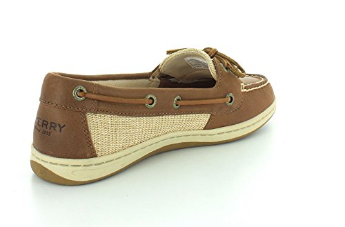 Sperry Top-Sider Firefish Caribbean Stripe Boat Shoe peau