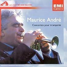 Maurice André - Concertos pour trompette